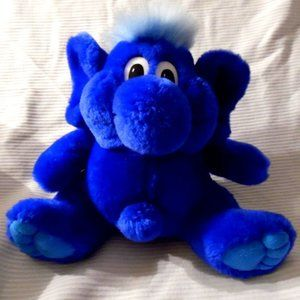 EUC Blue Kodak Kolorkins Plush Toy FOCUS